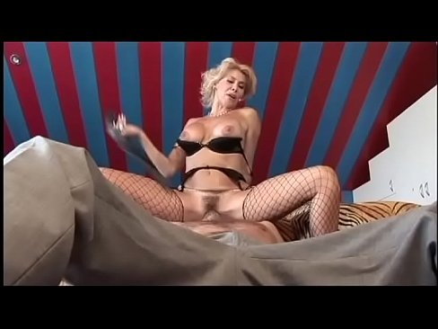 Italian pornstar Milly D'Abbraccio riding a big cock!