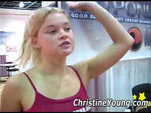 The best of Christine Young hdsex
