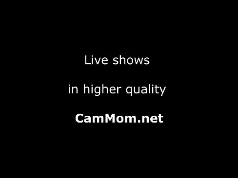Son finds mom and secretly fucks her - she enjoys it - CamMom.net