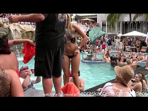 dantes legendary pool party during fantasy fest key west 2014