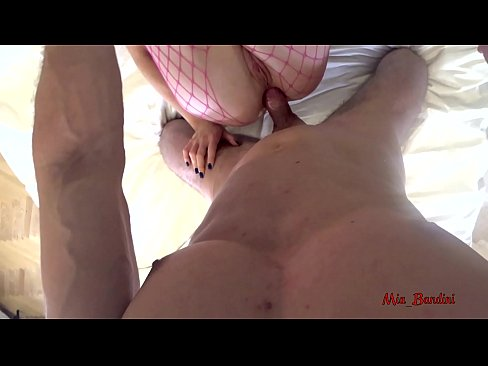 POV - FIT TEEN FUCKED ALL HER HOLES. ANAL, THROAT, PUSSY CREAMPIE. Mia Bandini