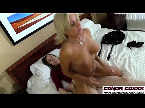 ConorCoxxx-A mother lovin good time with Payton Hall