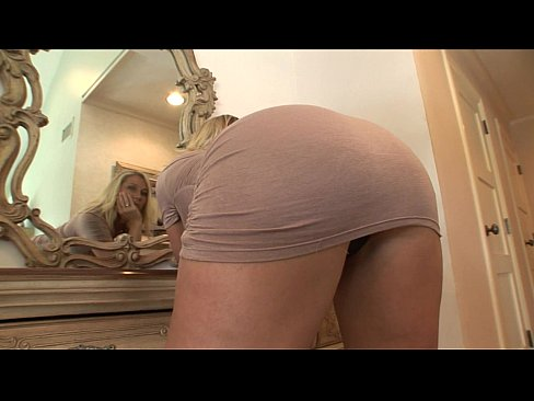 Mom caught stepson jerk and helps him with hardcore fuck 5