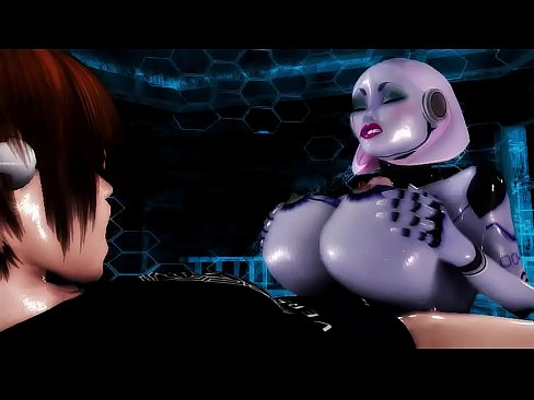 Sicilia and foxxxy black are hot lesbo girls with vr gear 1