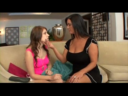 Milf mindi mink makes sure teen lesbian won039t tell mom