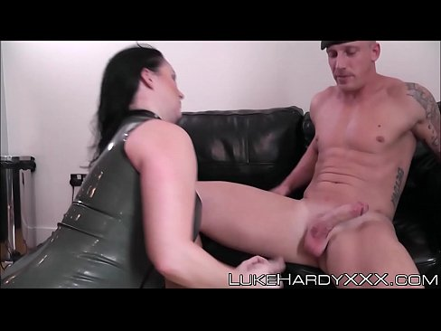 Busty big girl Devon creampied after rough ass drilling
