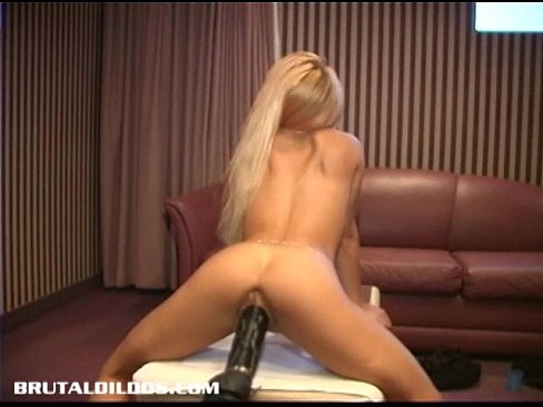 Dildo Home Penetration Wanking