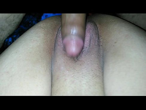 My girl taking my long dick