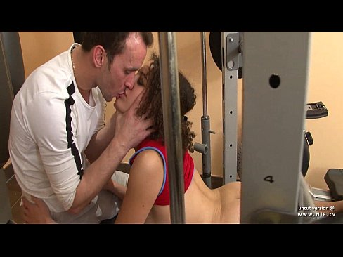 Squirt french arab fucked hard with cum 2 mouth at gym