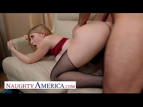 Naughty America - Melody Marks Needs Help from her Dr. and then fucks him
