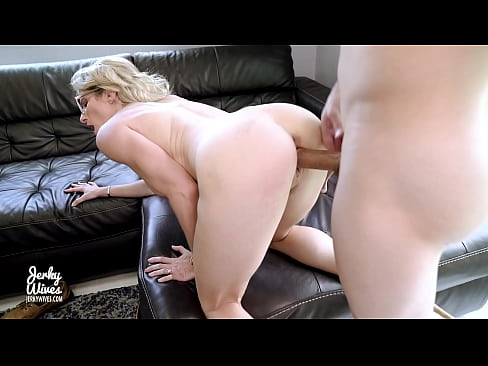 Step Mom Seduces Step Son and he impregnants her with a Creampie - Cory Chase
