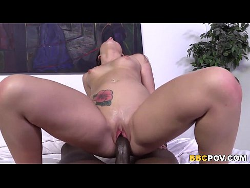 Teen Lola Foxx gets her pussy stuffed by BBC