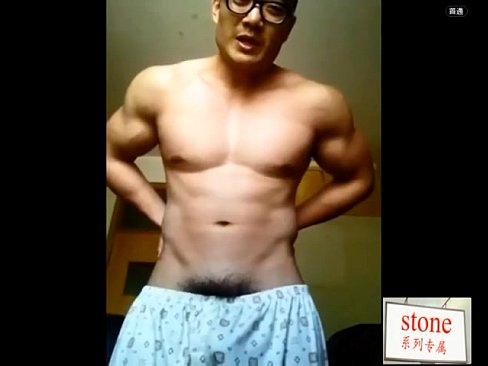 Amateur Video Chinese Hunk Cam Jerk Off