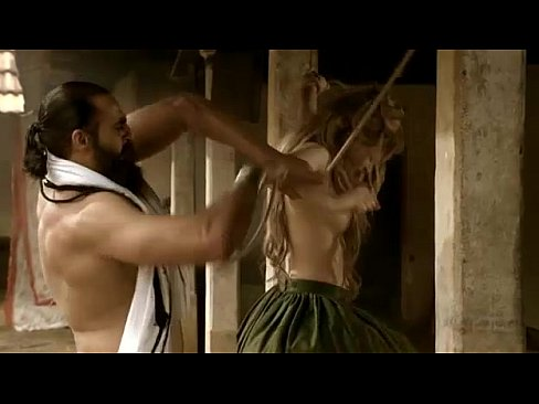 Whipping Punishment for a prostitute who refused Anal
