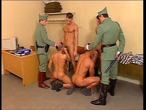 Army Inspection Turns To Cocksucking
