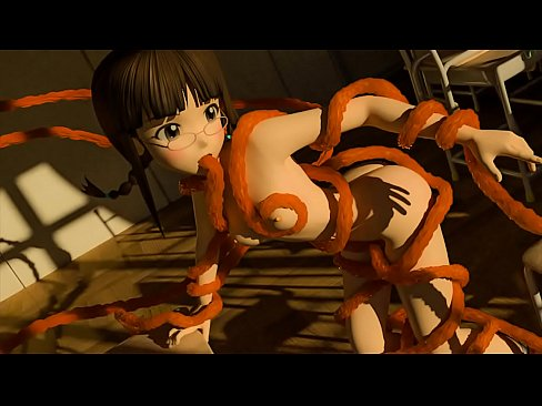 3D Classroom of the Tentacles REAL  [Hentai Anime 3D Porn HentaiPornTube.net]