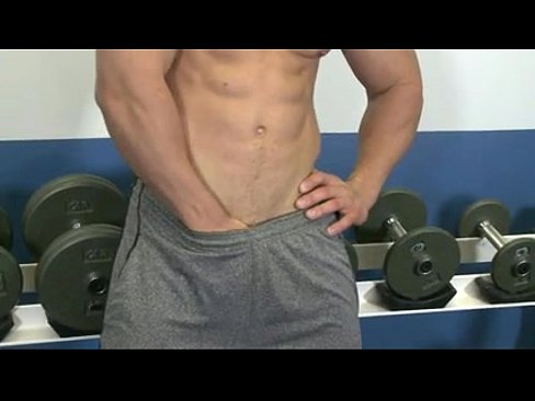 Hunter Manning: Sexy Hot Hunk Cum and Huge Orgasm