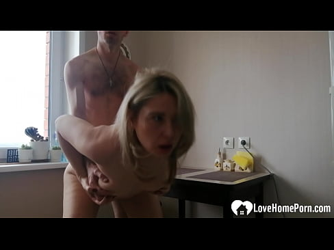 Aunt gets her cunt pumped with dick