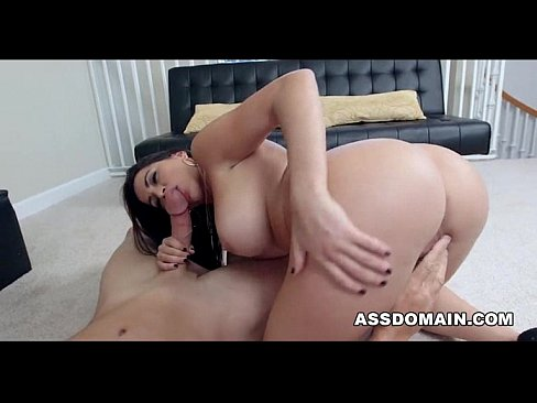 Big Ass Latina Babe POV