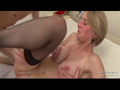 Gorgeous amateur big boobed french blonde analyzed n jizzed on tits 15 min HD+
