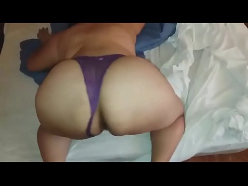 Mom Props Ass Up For Horny Teen Son To Fuck