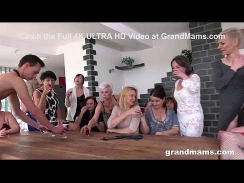 Biggest Granny Fuck Fest part 1