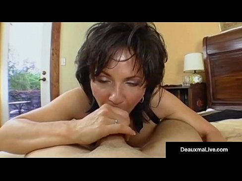 Mature Milf, Deauxma, Has Boy Toy Over For Deep Ass Fucking!