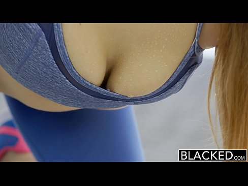 BLACKED First Interracial For Fit Babe Layna Landry