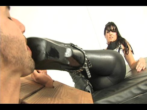 femdom boots Free in