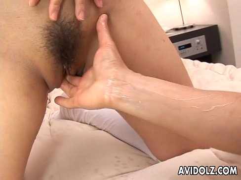 Kinky Akane Mochida nailed hard