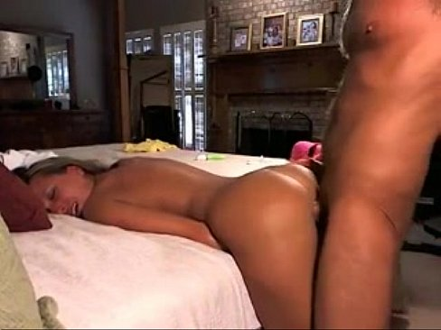 Milf nailed by black guy