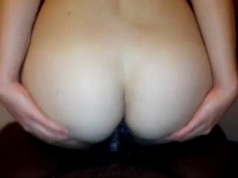 Riding BBC creampie