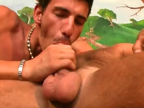Extreme anal loading adventure with lewd muscled latino studs