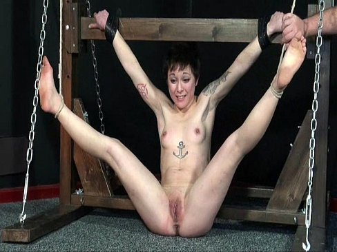 Asian Mei Maras extreme bdsm
