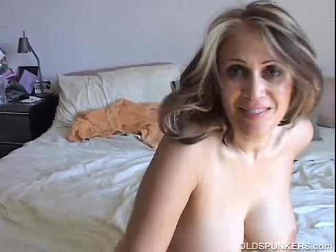 small breasted middleaged nude blonde women