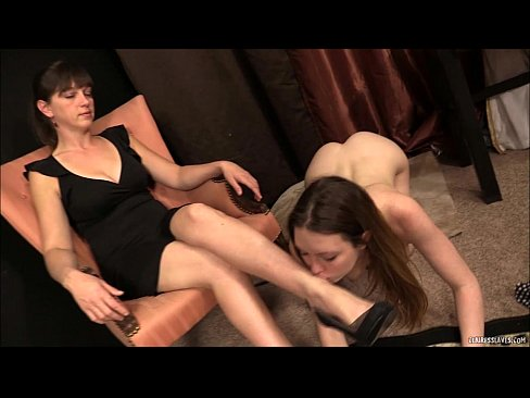 Female Foot Worship – Megan Starr and Mistress Claire