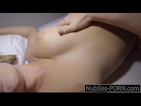 Nubiles-Porn Busty Blonde Wakes Up To Hard Cock