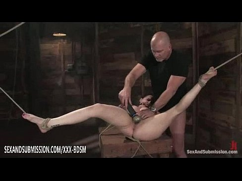 Bondage Guy Gets Teased