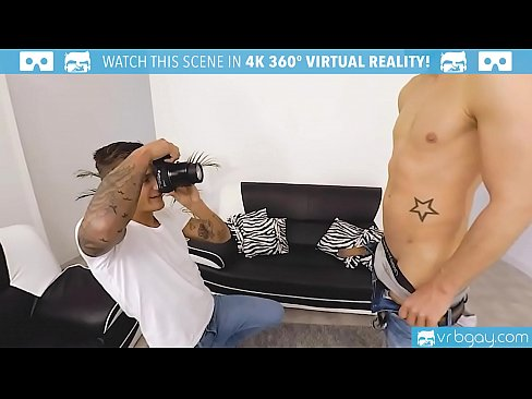 Gay VR PORN-Twink Jamie Oliver take a big dick in the ass and loves it