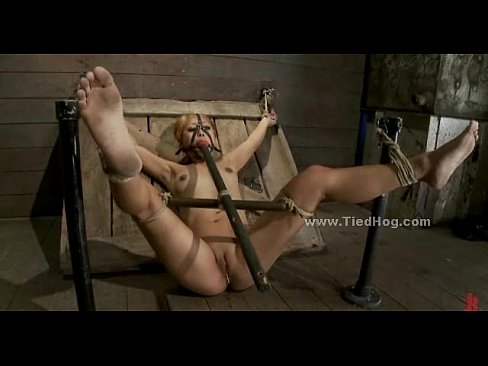Gay Rough Bondage Slave Sex
