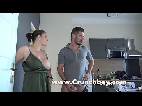 real sexy french straight fucked a twink gay  by surprise ofr CRUNCHBOY