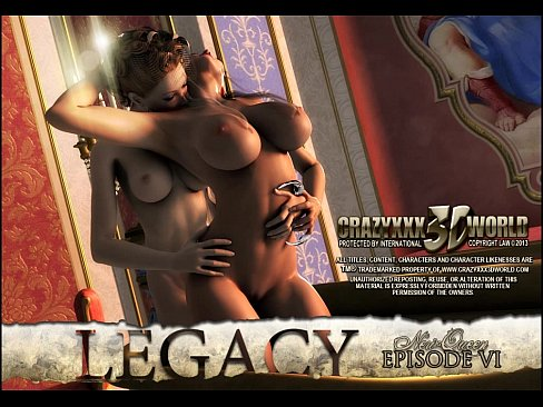 3D Comic: Legacy. Episode 6  [Hentai Anime 3D Porn HentaiPornTube.net]