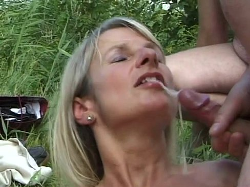 Students licking model gym