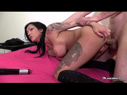 Beautiful Chantelle Fox fucked doggystyle