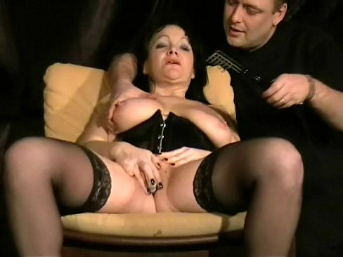 image British slut sahara knite gets an anal creampie