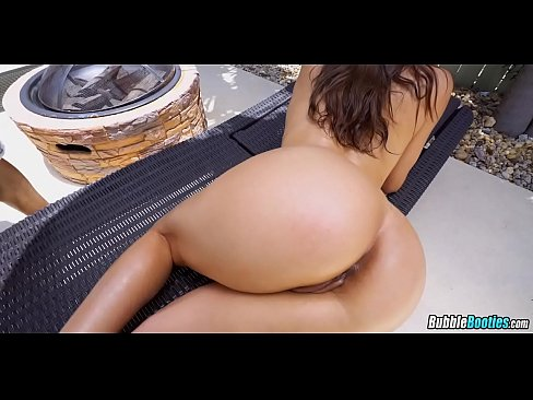 Perfect Oiled Up Bubble Butt