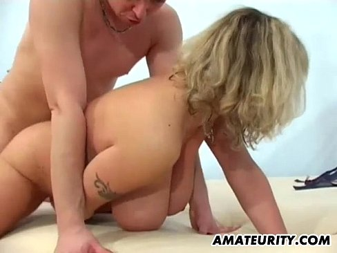 18yo gapes her perfect peach shaped pussy - 3 4