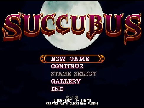 GAME: Succubus  [Hentai Anime 3D Porn HentaiPornTube.net]