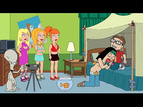 American dad cartoon porn pics