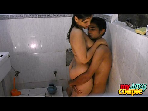 Hard core sex in shower